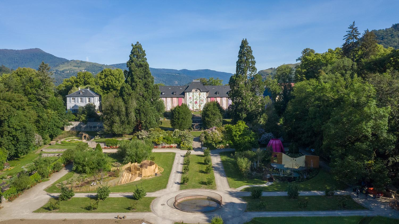 Parc de Wesserling - Alsace - Les jardins