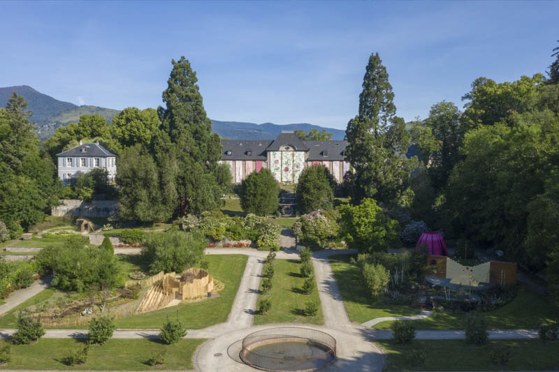 Parc de Wesserling - Alsace - Les jardins1