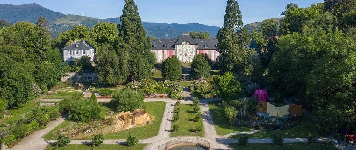 Parc de Wesserling - Les Jardins