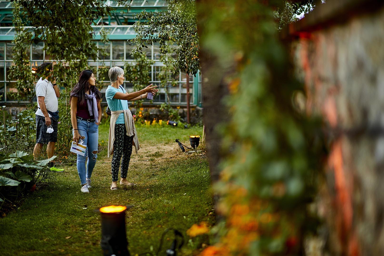 Parc de Wesserling Ecomusée Textile Alsace Les Jardins